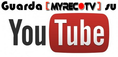 Guarda Myrec Tv su YouTube